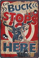 """The BUCK Stops Here"" 017-1566"