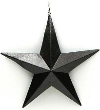 "5"" Brown Star Set of 6 0170-16005B"
