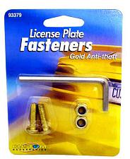 048-123 Anti-Theft License Bolts 4793379