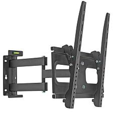 Cmple Heavy-Duty Full Motion Wall Mount For 32Inch-55Inch Lcd/Le