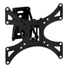 Cmple Tilting & Swivel Wall Mount Bracket For 23-42 Inch Flat-Sc