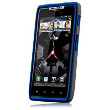 Naztech Vertex 3-Layer Covers for Motorola Droid Razr - Blue 119
