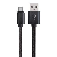 Cmple Usb-C (Usb Type C) To Usb (Usb-A) Braided Data Charging Ca
