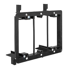 Cmple Arlington??? Lv3 Triple Gang Low Voltage Mounting Bracket,