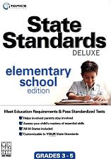 TOPICS Entertainment State Standards Deluxe: Elementary School E