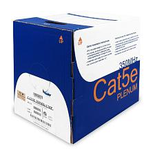 Wavenet CAT5-CMP-BL 5E04Upbl4 Cat5 Plenum 1K Blue