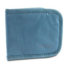 Travelon Safe ID Slim Card Wallet with RFID Blocking (Teal)