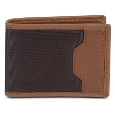 Travelon Safe ID Accent Billfold Wallet With RFID Protection, Sa