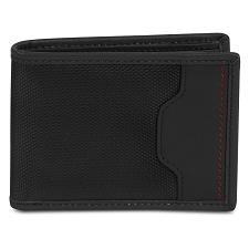 Travelon Safe ID Accent Billfold Wallet With RFID Protection, Bl