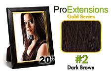#2 Dark Brown Pro Cute Pro-1304