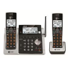 ATT CL83213 2 Handset Answering System With Cid