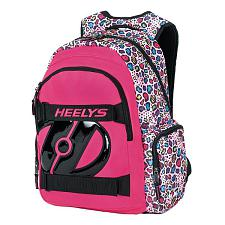 Heelys Heely's Thrasher Multi Color Cheetah Backpack