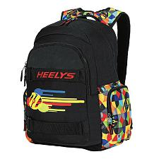 Heelys Thrasher Multi Color Geo Backpack