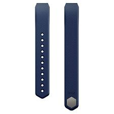 FitBit Fitbit Alta Classic Accessory Band, Blue (Large)