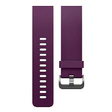 FitBit Fitbit Blaze Classic Accessory Band, Purple (Large)