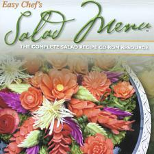 ACR International Easy Chef's Salad Menu