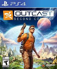 Maximum Games Outcast: Second Contact - PlayStation 4