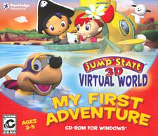 Knowledge Adventure JumpStart 3D Virtual World - My First Advent