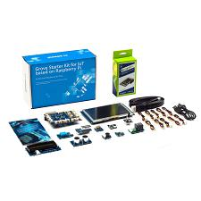 seeedStudio Seeedstudio MS IoT Grove Kit for Raspberry Pi with 5