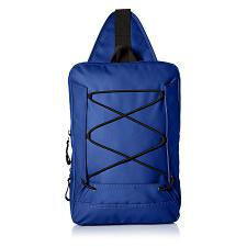 Buxton Thor Sling Waterproof Utility Hiking Daypack Backpack Blu