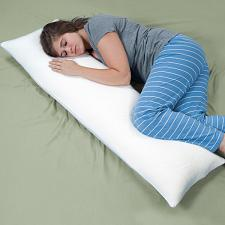 Memory Foam Body Pillow, Bed Pillows for Comfort and Support by
