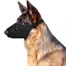 Large Nylon Dog Muzzle AMUZ-005