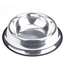72oz. Stainless Steel Dog Bowl ABWL-006