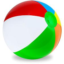 "36"" Six-Color Beach Ball SBEA-104"