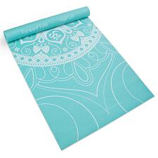 3mm Waterfall Premium Printed Yoga Mat SYOG-078