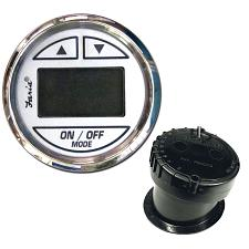 "Faria 2"" Depth Sounder w/In-Hull Transducer - Chesapeake White -"