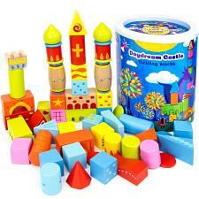 52-piece Daydream Castle Building Blocks TCDG-035