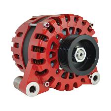 Balmar Alternator Vortec Internal Reg K6 Serpentine Pulley - 170