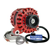Balmar Alternator Vortec K6 Serpentine Pulley Regulator & Te