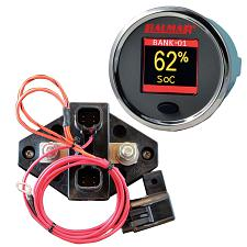Balmar SG200 Battery Monitor Kit w/Display Shunt & 10M Cable