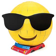 3D Foam Emoji Model, Made in Shades TPUZ-703