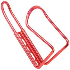 Anodized Aluminum Bicycle Bottle Cage, Red SBIK-004