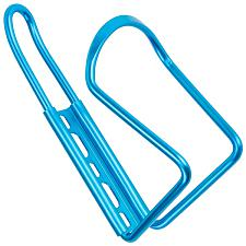 Anodized Aluminum Bicycle Bottle Cage, Blue SBIK-006