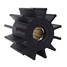 Albin Pump Premium Impeller - 95 x 25 x 63mm - 12 Blade - Spline