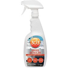 303 Marine Speed Detailer with Trigger Sprayer - 32oz *Case of 6