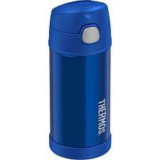 Thermos FUNtainer® Stainless Steel Insulated Blue Water Bott