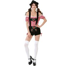 Bavarian Beauty Adult Costume, M MCOS-002M