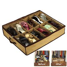 Sto-Away? Under Bed Shoe Storage Solution