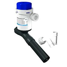 Albin Pump Cartridge Aerator - 500 GPS - Angled