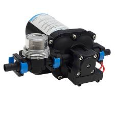 Albin Pump Wash Down Pump - 12V - 3.4 GPM