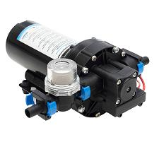 Albin Pump Wash Down Pump - 12V - 5.2 GPM