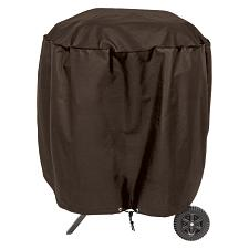 True Guard Kettle/Smoker Style 600 Denier Rip Stop Grill Cover
