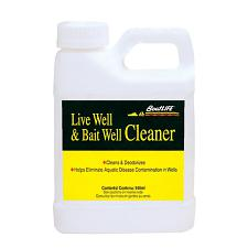 BoatLIFE Livewell & Baitwell Cleaner - 32oz *Case of 12*