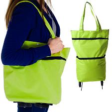 Eco-Friendly Foldable Two-Way Shopping Bag