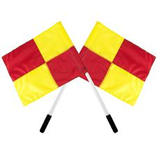 2 Pack of Linesman Flags  SSCR-602