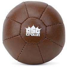 1 kg (2.2 lbs) Leather Medicine Ball SMBL-101